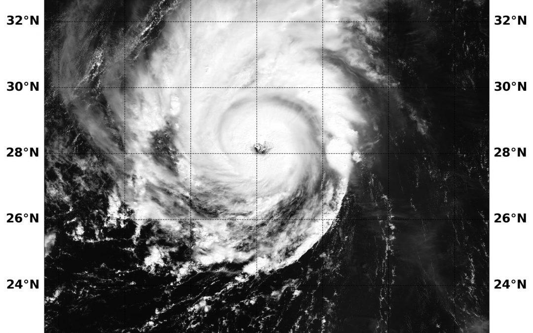 Sam, el huracán más intenso de la temporada