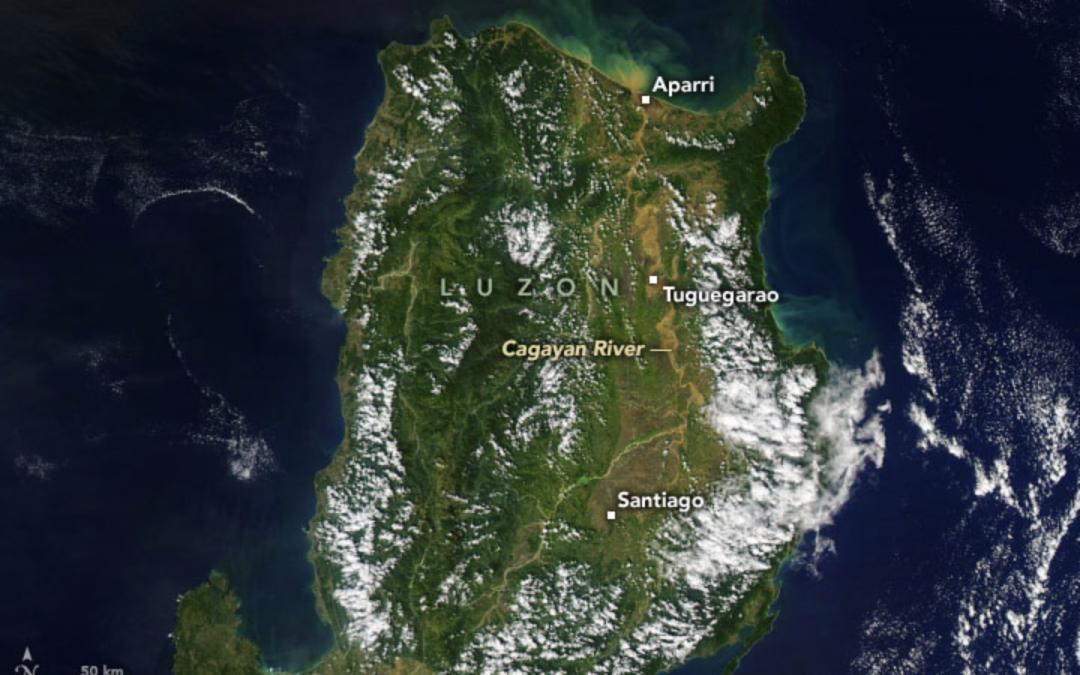 Las peores inundaciones en décadas sacuden a Luzón, Filipinas