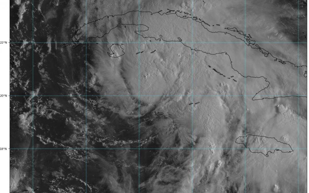 Ida en el Caribe: potencial huracán destructivo en el Golfo de México