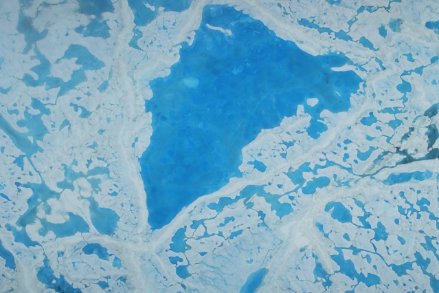 Una bañera desbordada en el Ártico: el Giro de Beaufort se descontrola