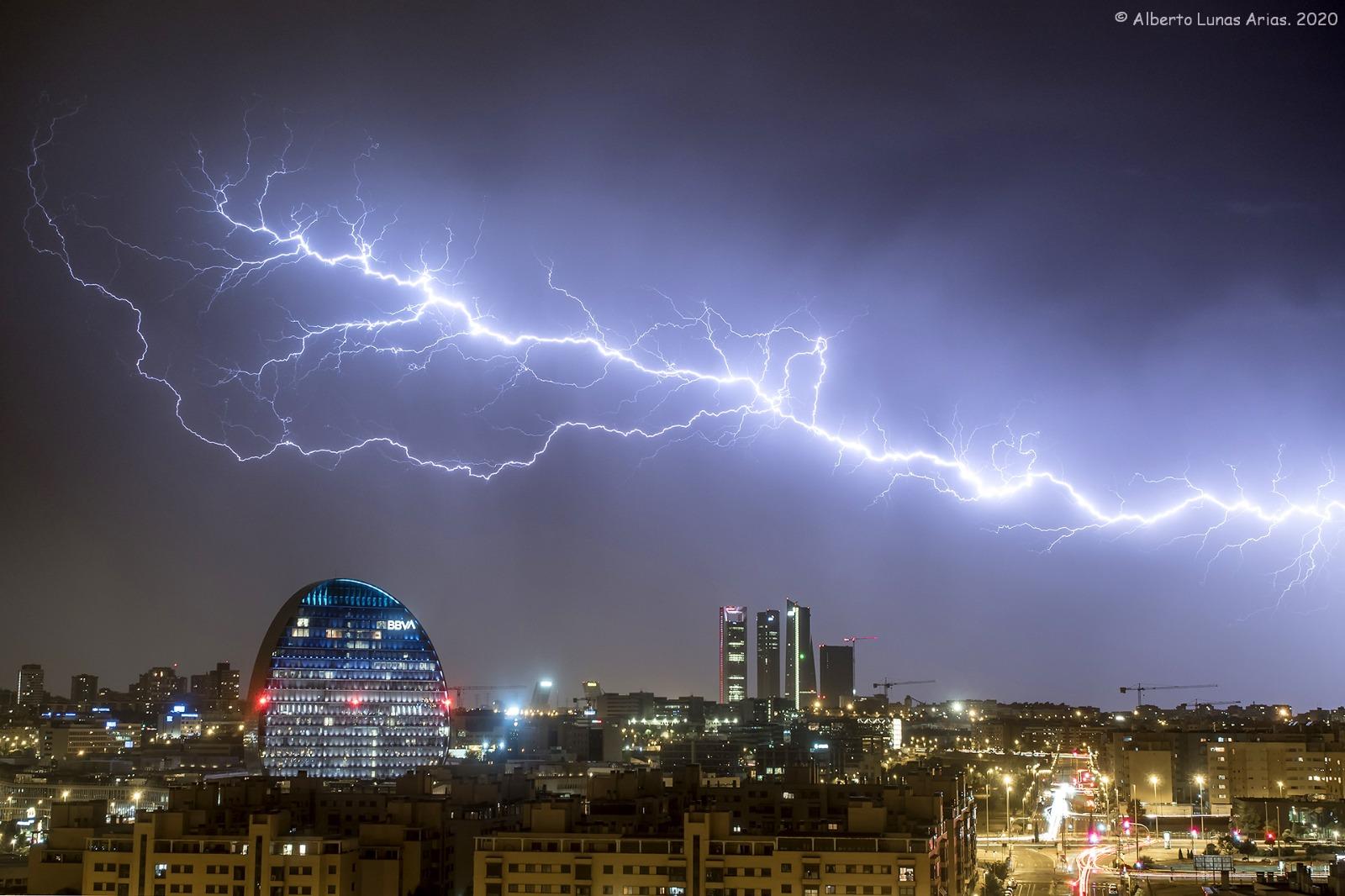 Tormentas apocalípticas en Estepa, Ciudad Real, Córdoba o Albacete ¿por qué fueron tan extremas?