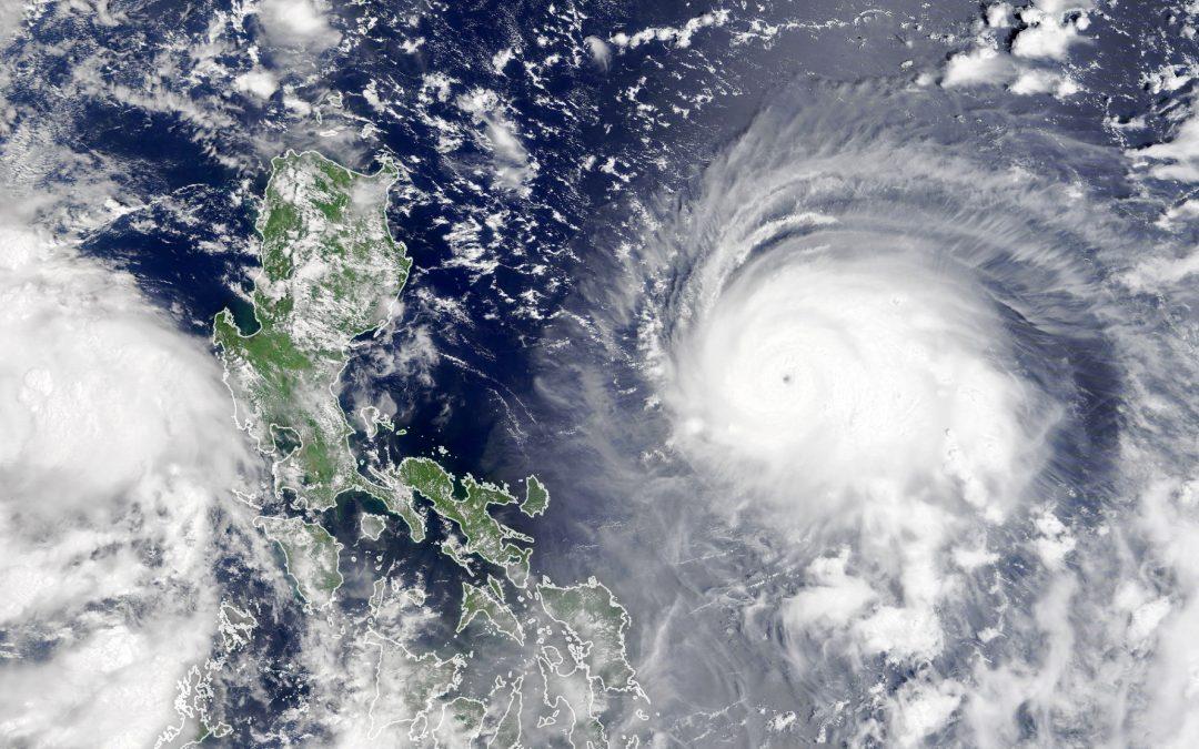 La rápida intensificación del tifón Chanthu