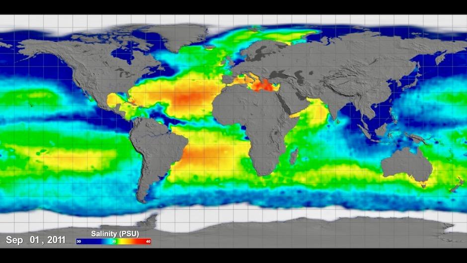 El ciclo global del agua se intensifica y el clima se extrema