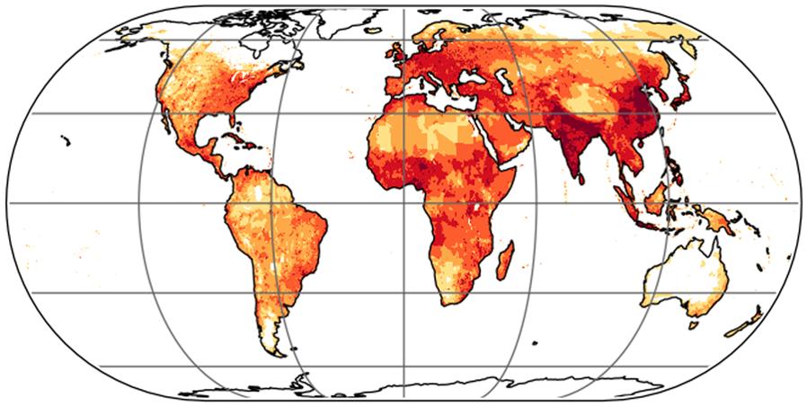 La contaminación atmosférica acorta la vida casi 3 años