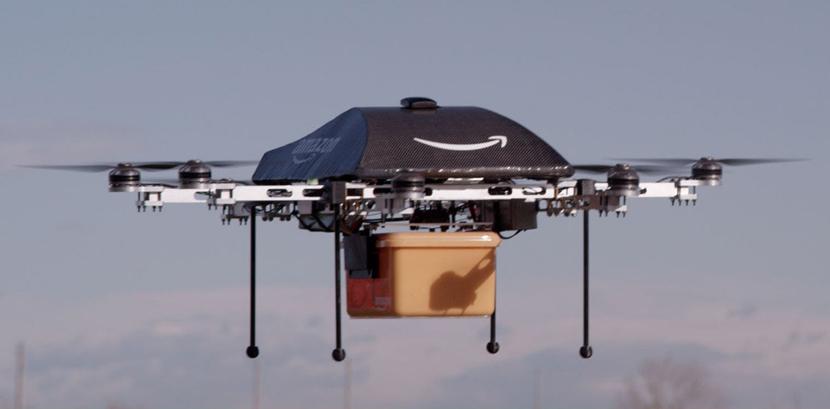 La importancia de las previsiones meteorológicas para el reparto con drones