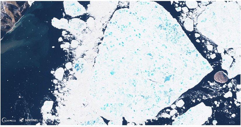 El efecto amplificador Ártico traslada el calentamiento del Pacífico