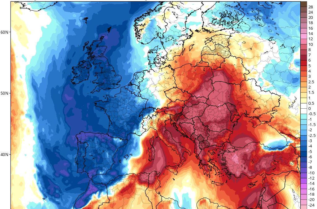 Aviso rojo por altas temperaturas en Canarias y posterior anticipo del otoño
