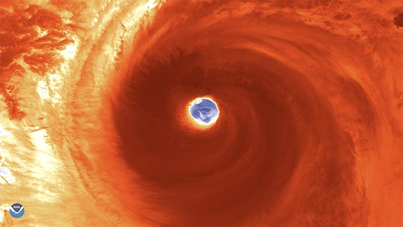 Hagibis, un tifón récord con devastadores efectos en Japón