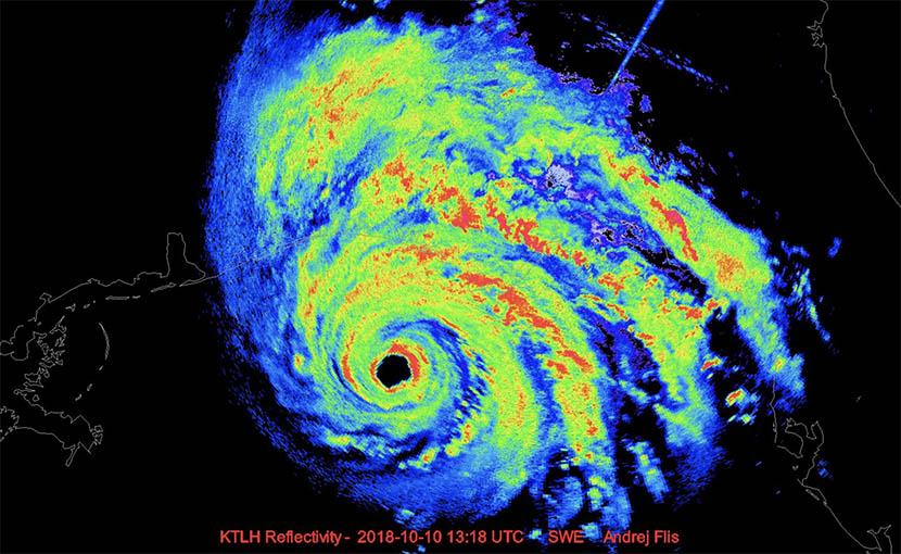 La OMM retira los nombres «Florence» y «Michael» de la lista de huracanes atlánticos
