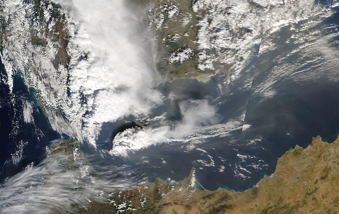 Lluvias torrenciales históricas en Málaga: datos y resumen. Previsión próxima semana