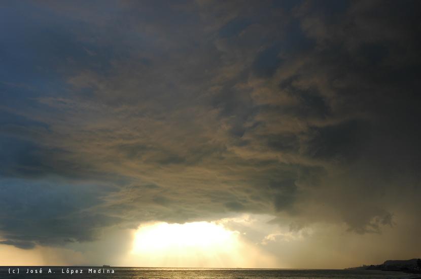 El lenguaje de las nubes, las señales del cielo