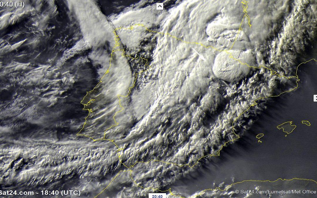 Los Sistemas Convectivos de Mesoescala se desarrollan mejor en suelos secos