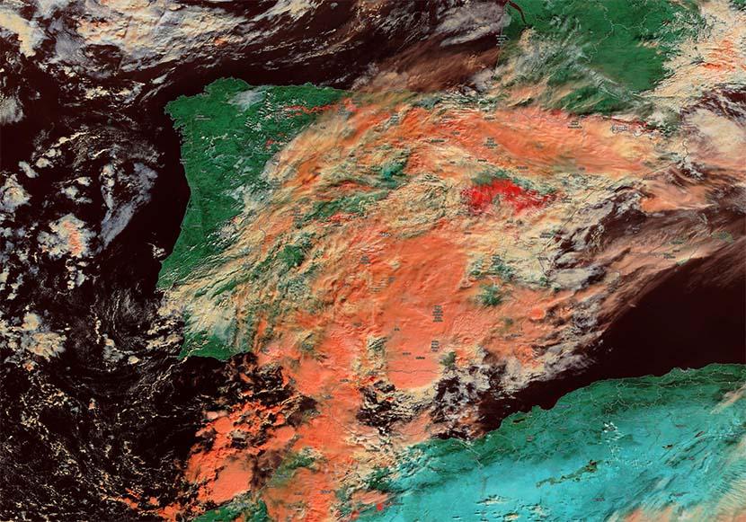 Gloria, tercer temporal mediterráneo en 9 meses que deja registros históricos