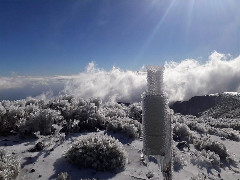 El crudo invierno se cierne sobre buena parte de España