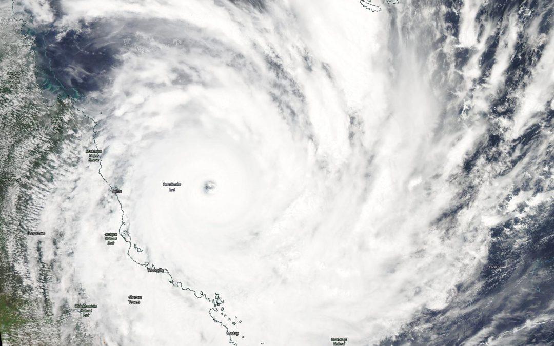 Perspectivas de la temporada ciclónica en Australia 2020 – 21