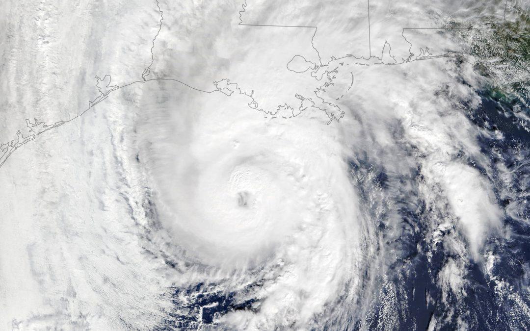 El huracán Zeta llega a la Costa del Golfo